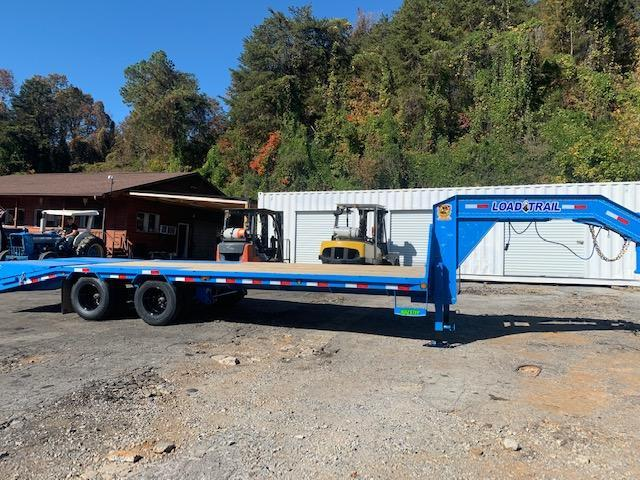 2021 Load Trail 102''x25' Equipment Trailer