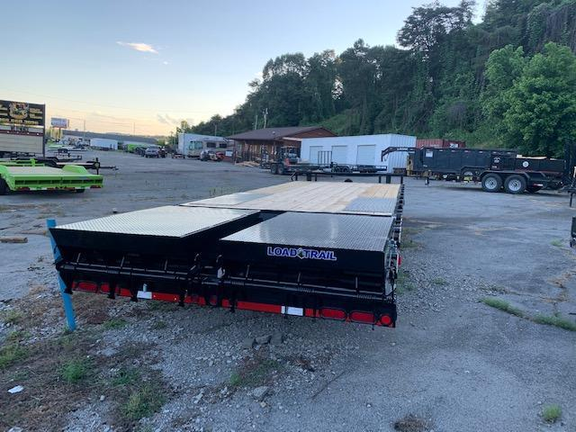 """2020 Load Trail 102"""" x 24' Deck-Over Pintle 14000 GVWR Equipment Trailer"""