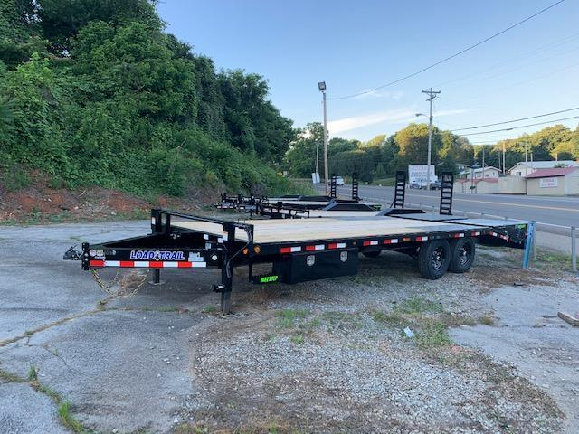 "2020 Load Trail 102"" x 24' Deck-Over Pintle 14000 GVWR Equipment Trailer"