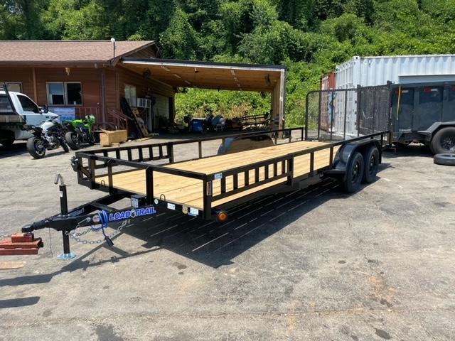 2021 Load Trail 20' Utility Trailer