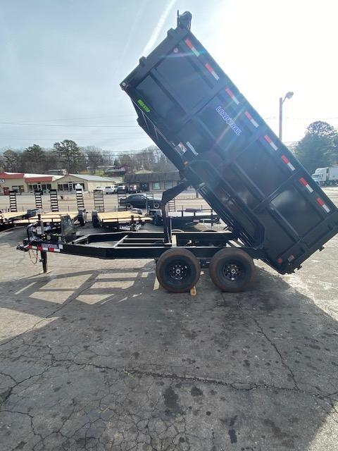 2021 Load Trail 7x14 Dump Trailer