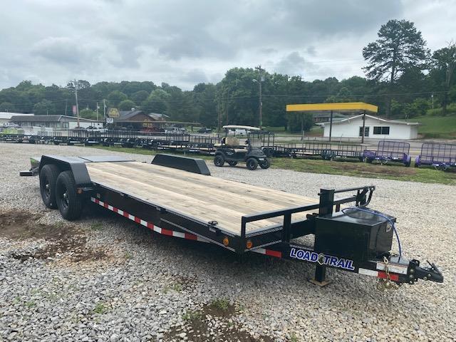 2021 Load Trail 102'' x 22' Equipment Trailer