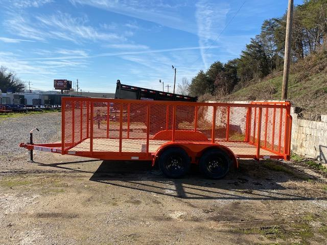 2021 Outlaw Trailers 7x16 Utility Trailer