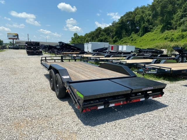2021 Load Trail 102'' x 20' Equipment Trailer