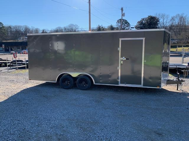 2021 Outlaw Trailers 8.5x20 Enclosed Cargo Trailer