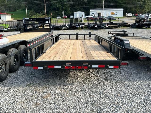 2022 Load Trail 20' Equipment Trailer