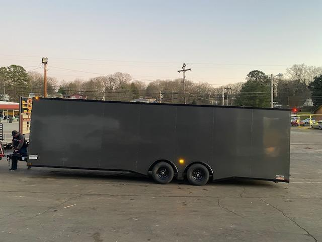 2021 Outlaw Trailers 8.5x28 Enclosed Cargo Trailer