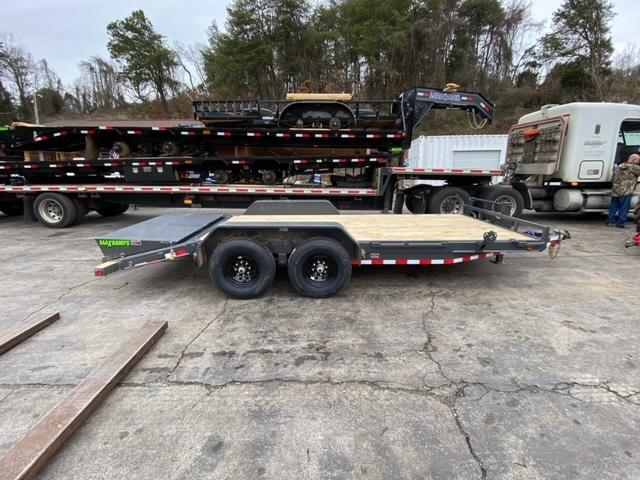 2021 Load Trail 83''x18' Equipment Trailer