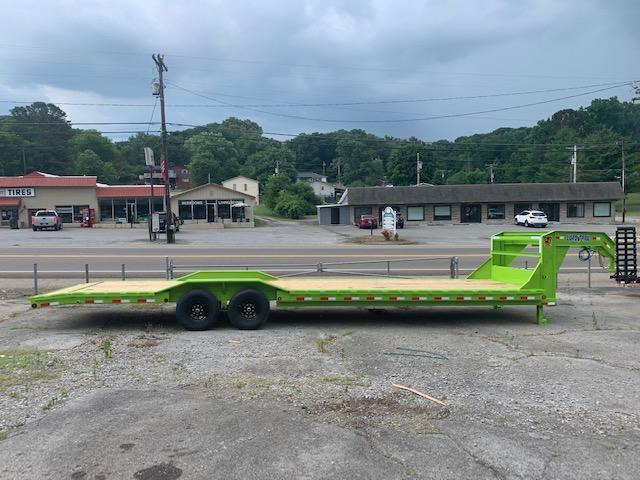 "2020 Load Trail 102"" x 32' gooseneck D/O fender Car / Racing Trailer"