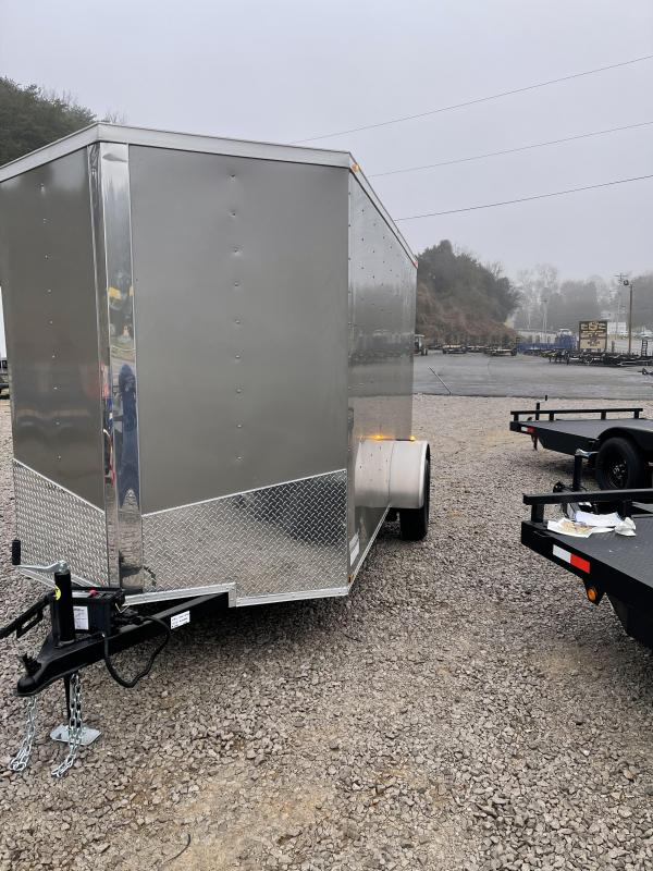 2021 Outlaw Trailers 6' x 12'  Enclosed Trailer Enclosed Cargo Trailer