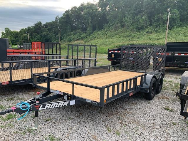 2020 Outlaw Trailers 7' x 16' 7000 GVWR Utility Trailer