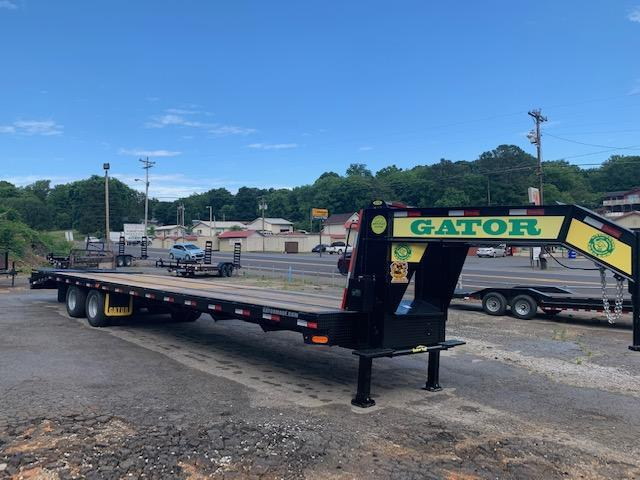 "2020 Gatormade Trailers 102"" X 35' ""ELITE"" GOOSENECK Equipment Trailer"