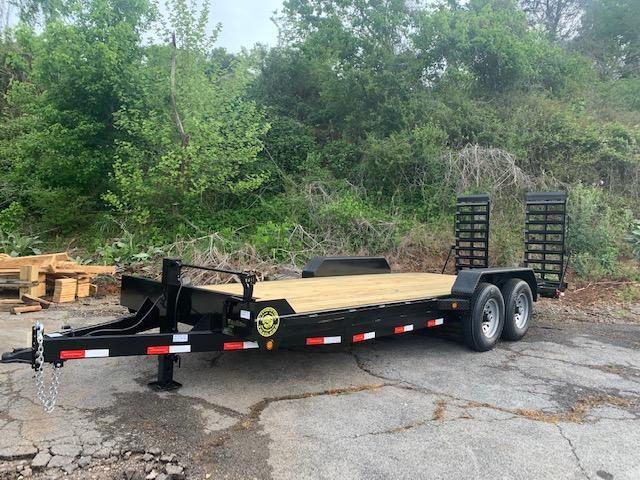 2021 Gatormade Trailers 18+3 Equipment Trailer