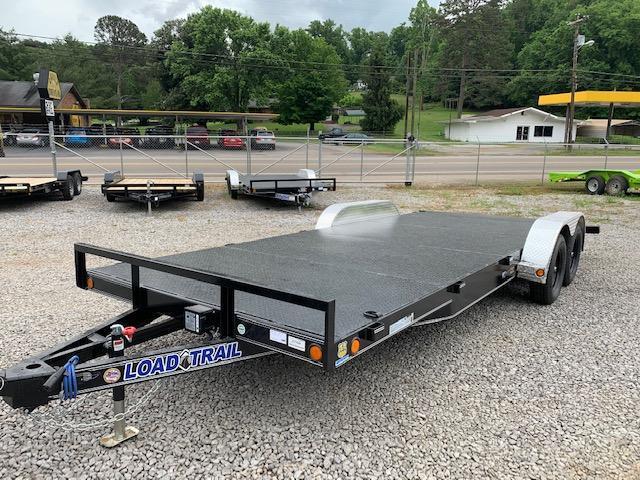 2020 Load Trail 7' x 20' Steel Floor 7000 GVWR Car / Racing Trailer