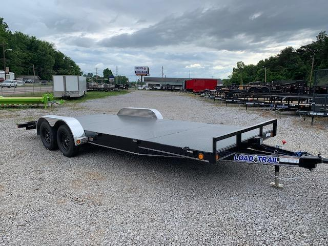 2020 Load Trail 7' x 20' Steel Floor 7000 GVWR Car / Racing Trailer