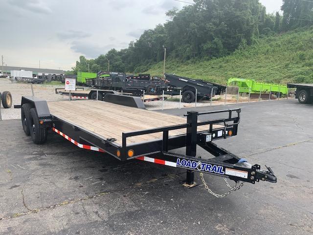 "2020 Load Trail 83"" x 20' 14000 GVWR Equipment Trailer"