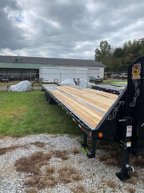 2021 Load Trail 102'' x 36' Tandem axle Low-Pro Gooseneck Equipment Trailer