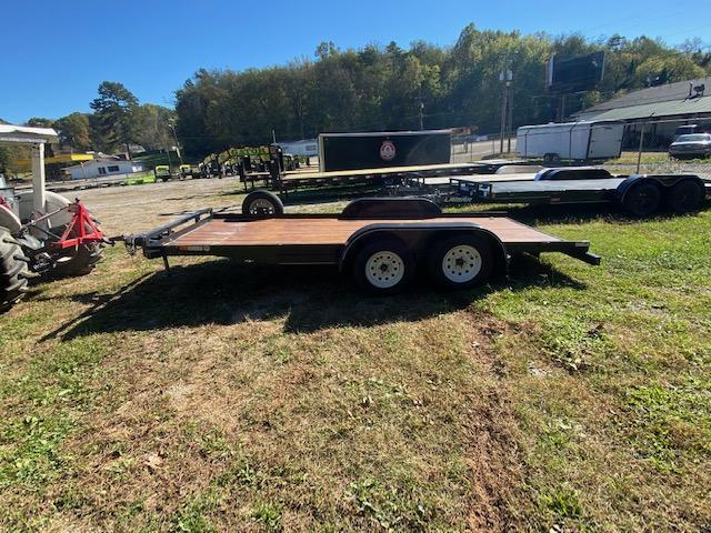 2016 Top Hat Trailers Used 83''x16' Car / Racing Trailer