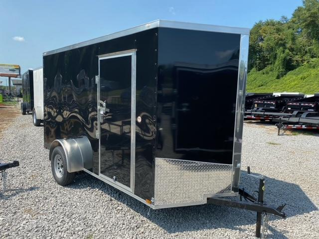 2022 Outlaw Trailers 6x12 Enclosed Cargo Trailer