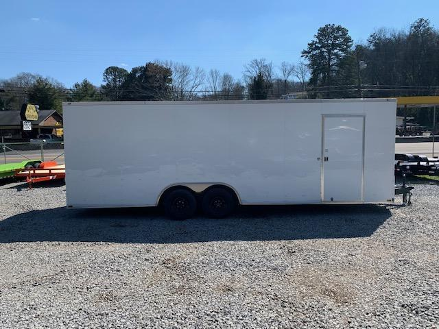 2020 Outlaw Trailers 8.5' x 24' W/ 7' INTERIOR HEIGHT Enclosed Cargo Trailer
