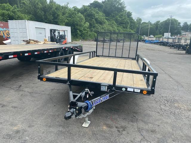 2021 Load Trail 7x14 Utility Trailer
