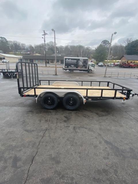 2021 Load Trail 83x14 Equipment Trailer