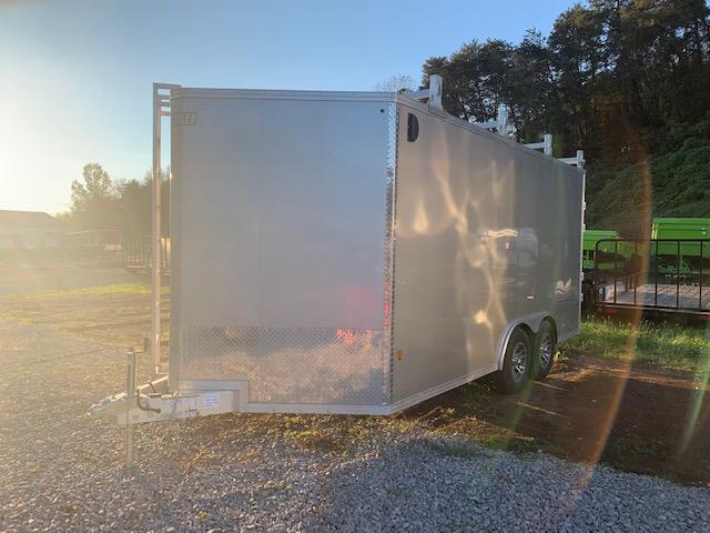 2021 CargoPro Trailers 8x16 Enclosed Cargo Trailer