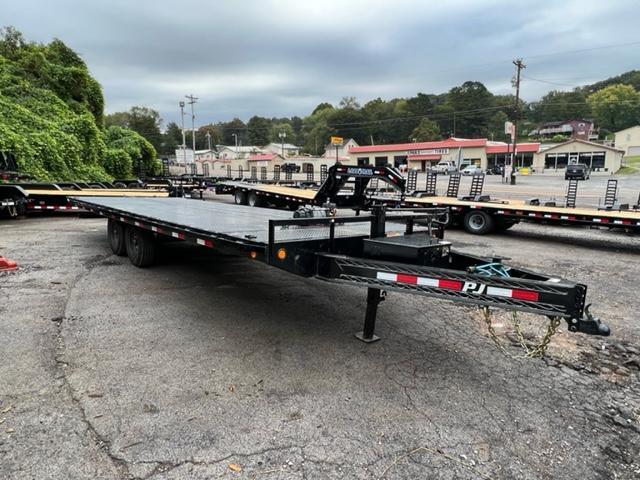 2021 PJ Trailers 102'' x 24' Equipment Trailer