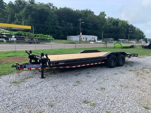 "2020 Load Trail 102"" x 24' 14000 GVWR D/O Fender Equipment Trailer"