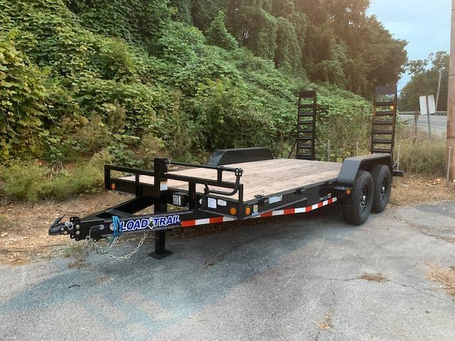 "2021 Load Trail 83"" x 16' 14000 GVWR Equipment Trailer"