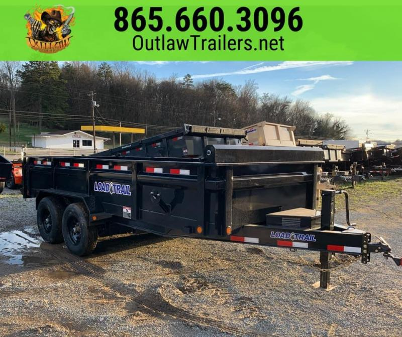New 2020 Load Trail 7 X 16 14K Dump Trailer