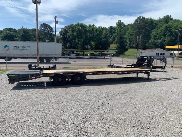 "2020 Load Trail 102"" x 32' Dual Tandem Gooseneck Equipment Trailer"