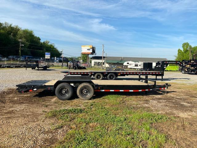 2021 Iron Bull 83'' x 20' Equipment Trailer