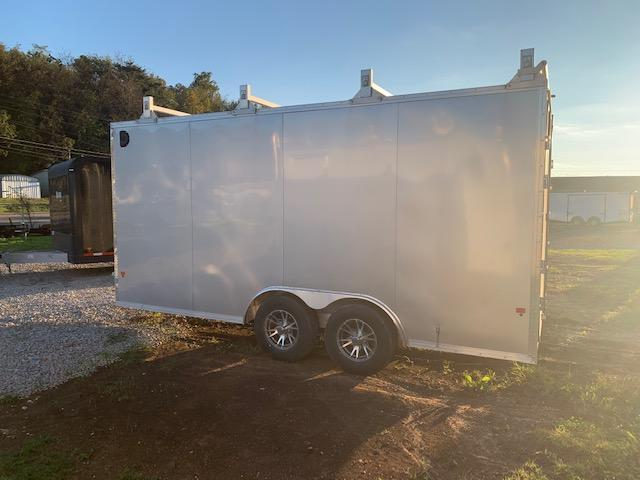 2021 CargoPro Trailers 8x16 Enclosed Cargo Trailer