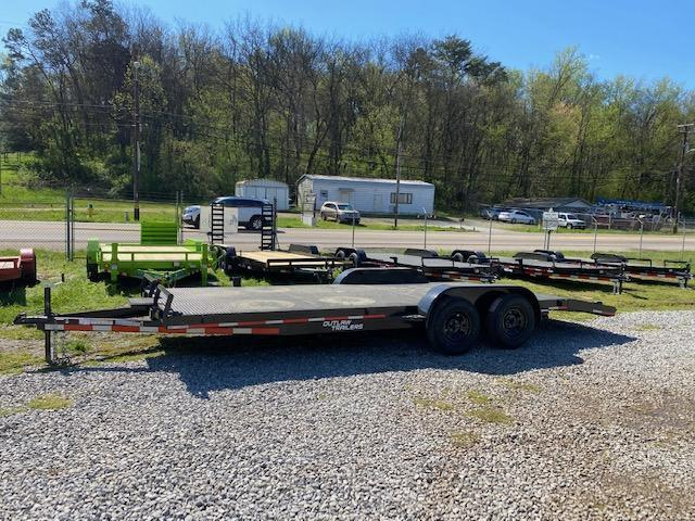 2021 Outlaw Trailers 20' Car / Racing Trailer