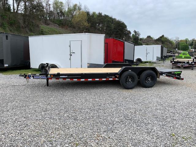 "2020 Load Trail 83"" x 20' 14000 GVWR Equipment Trailer w/MAX RAMP Equipment Trailer"