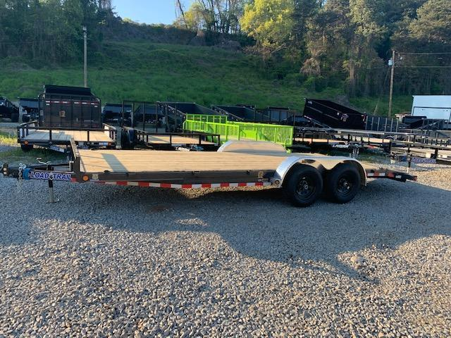 "2020 Outlaw Trailers 83"" x 20' 10000 GVWR Car / Racing Trailer"