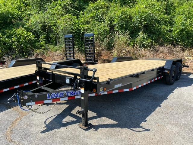 2021 Load Trail 102''x24' Equipment Trailer