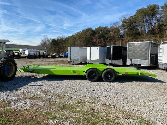 2021 Outlaw Trailers 83'x24 Car / Racing Trailer