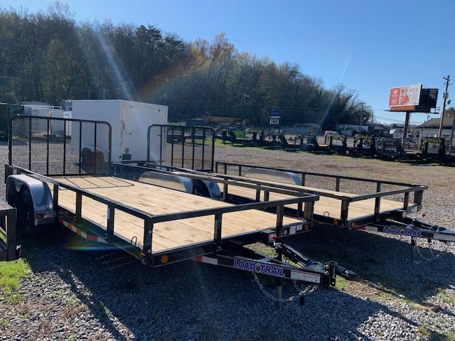 2021 Load Trail 83''x18' Utility Trailer