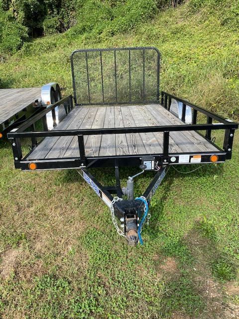 2020 Load Trail 7' X 12' Utility Trailer