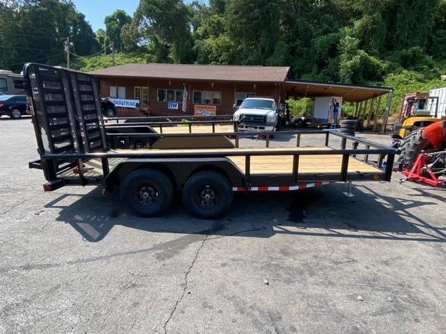 2022 Load Trail 16' Equipment/Utility Trailer