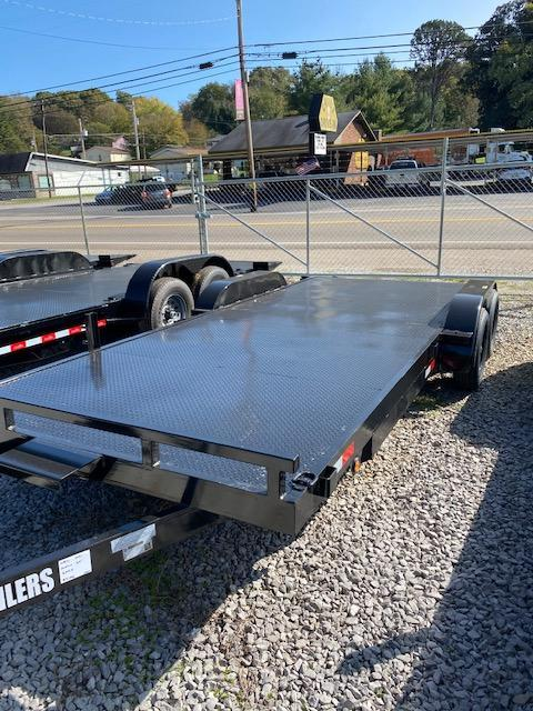 2021 Outlaw Trailers 83''x20' Car / Racing Trailer