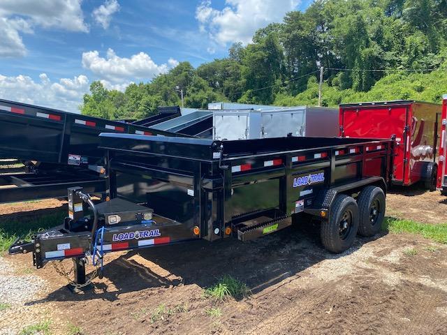 2021 Load Trail 7x14 Dump Trailer