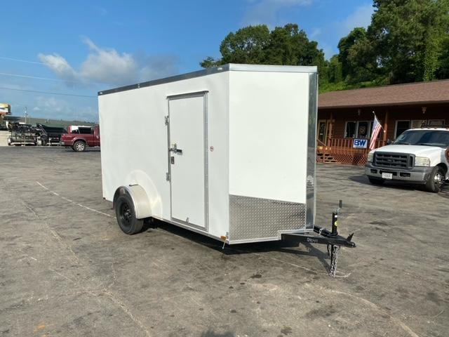 2021 Outlaw Trailers 6x12 SA Enclosed Cargo Trailer