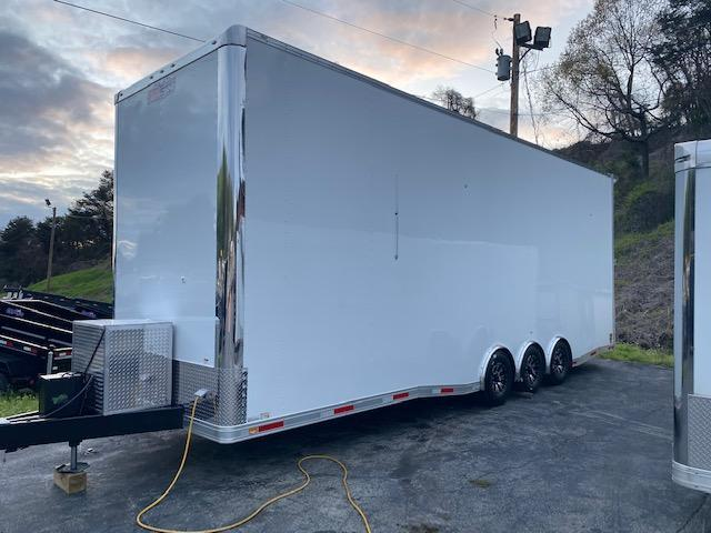2020 Outlaw Trailers 8.5' x 30' Stacker Race Trailer- 21000 GVWR Enclosed Cargo Trailer