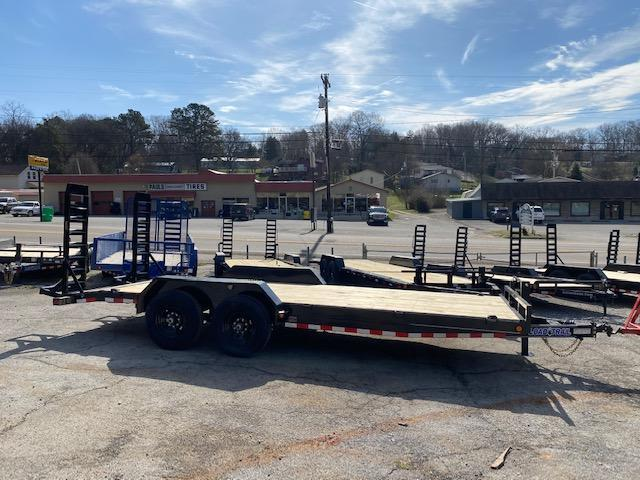 2021 Load Trail 20' Equipment Trailer