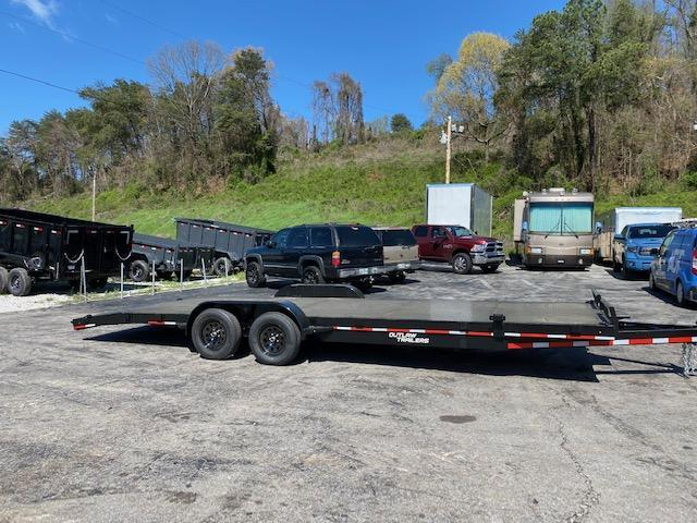 2021 Outlaw Trailers 24' Car / Racing Trailer