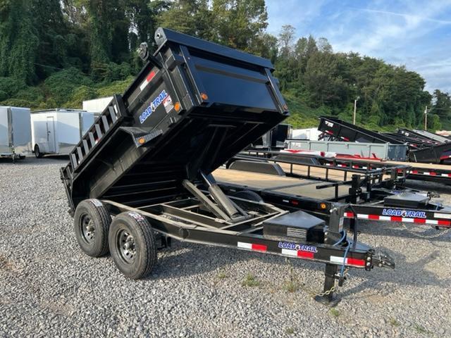 2022 Load Trail 72'' x 10' Dump Trailer