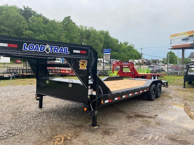 2021 Load Trail 102'' x 24' Gooseneck Equipment Trailer
